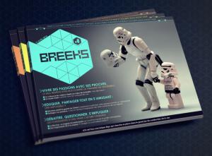 Breeks, le magazine geek pour toute la famille